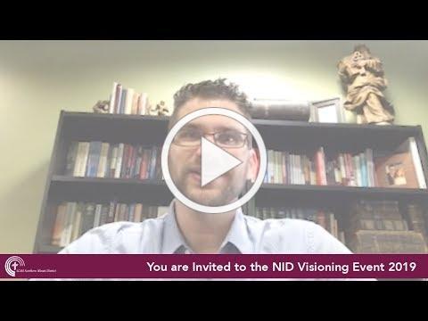 NID Visioning Event Invite 2019