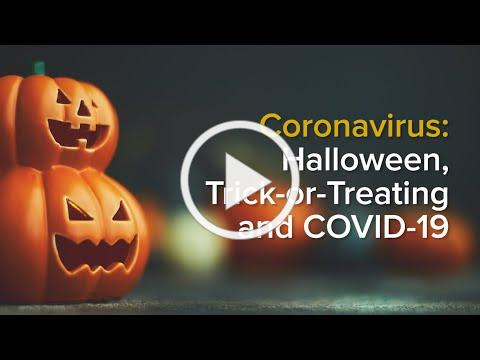 Halloween and COVID-19: Tips for Staying Safe