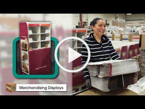 Merchandising Displays (OiPackages Capability)