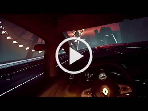 Ubisoft's VR Experience For Renault's Autonomous Car
