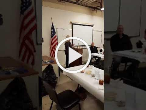 CASA of Trinity Valley at Jacksonville Kiwanis Club 1/26/18