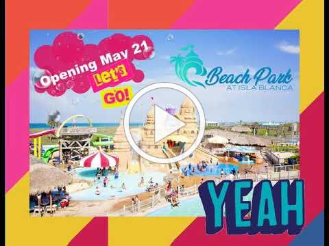Beach Park Opening May 21