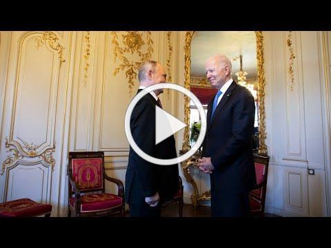 Biden's meeting with Putin was like a 'Monty Python sketch'