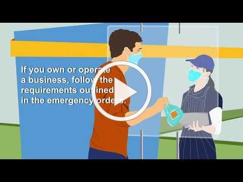COVID-19 Guidelines Public Service Announcement (30 sec)