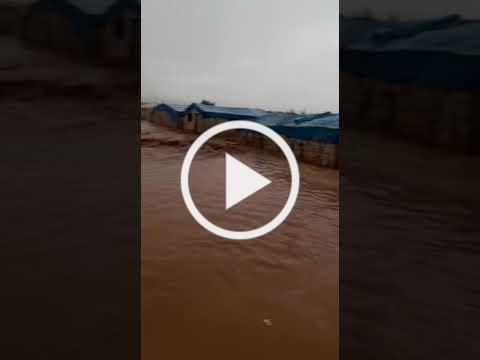 Flooding in IDP Camps in Northern Syria (2)