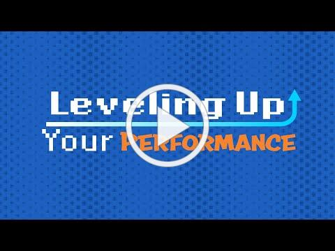 Leveling Up Your Performance - Making Videos at Home Tutorial Series
