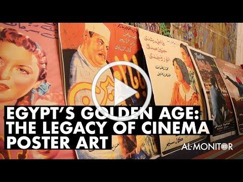 Egypt's Golden Age: The Legacy of Cinema Poster Art