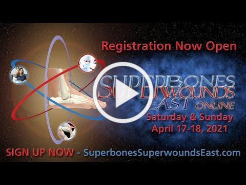 PRESENT Superbones Superwounds 2021 Virtual Conference Promotional Video