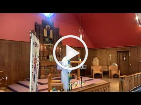 The livestream of Church of the Ascension's Holy Eucharist for the Sixteenth Sunday after Pentecost