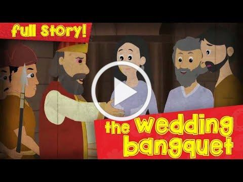 The Wedding Banquet | English | Parables Of Jesus