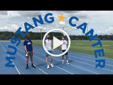 Mustang Canter Promo