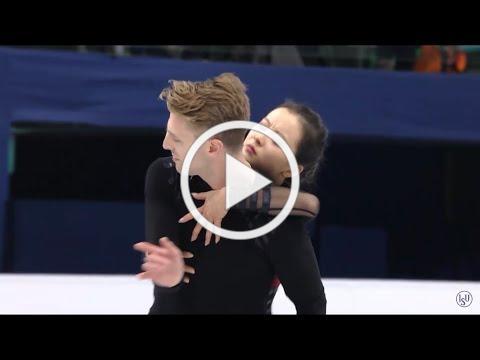 2020 ISU 4CC Ice Dance FD Yura Min / Daniel Eaton 민유라 / 다니엘 이튼 사대륙 프리 댄스