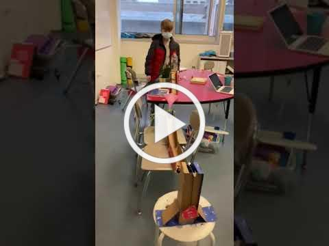 Rube Goldberg Machine Test 5th grade