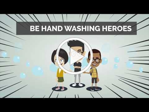 Handwashing Heroes
