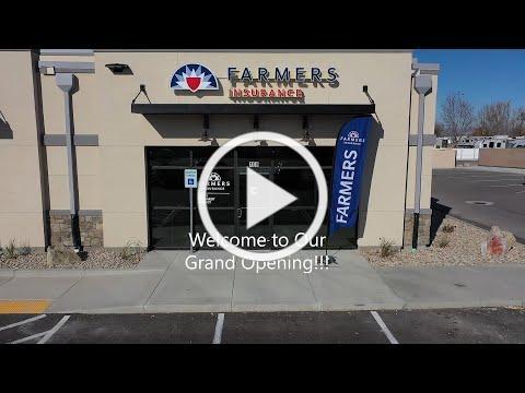 Farmers Insurance - Keith Bushardt - Grand Opening!!!