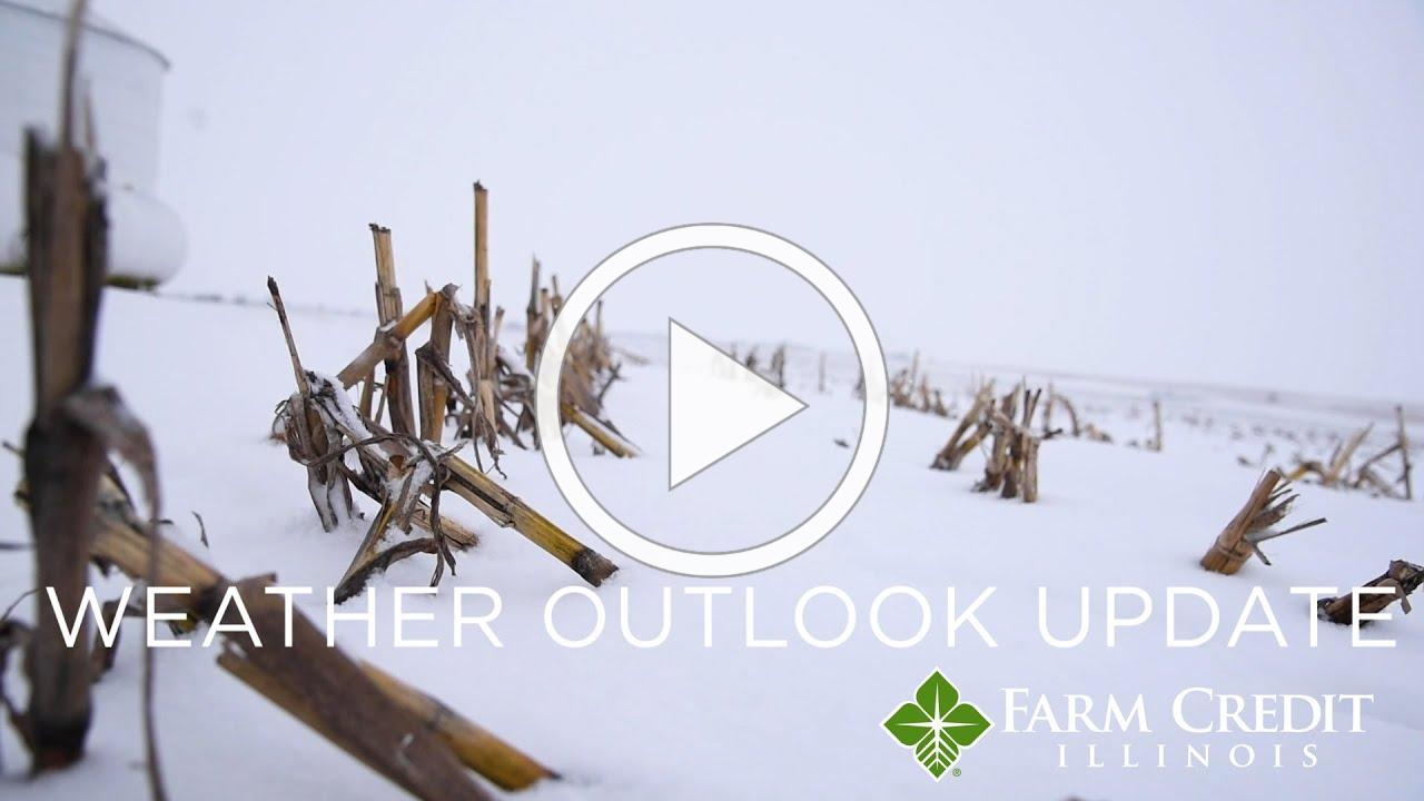 Weather Outlook Update - February 2020