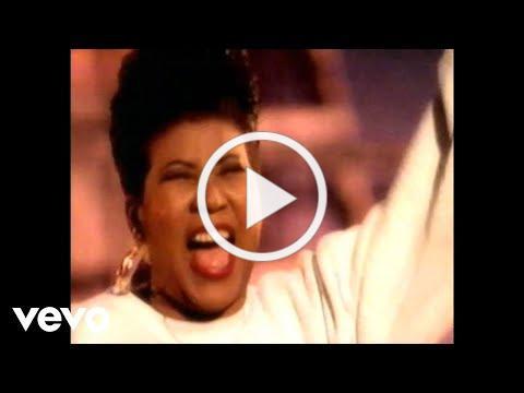 Aretha Franklin - A Deeper Love (Official Music Video)