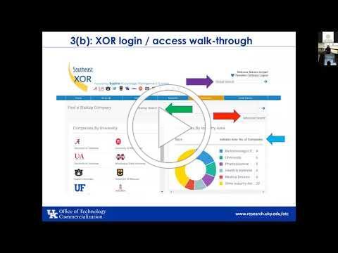 XOR Webinar University Members 072319