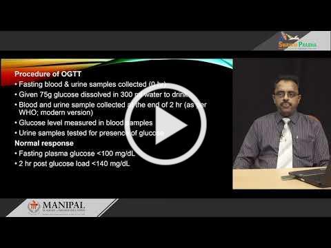 Screening, diagnosis & monitoring of diabetes mellitus newer markers
