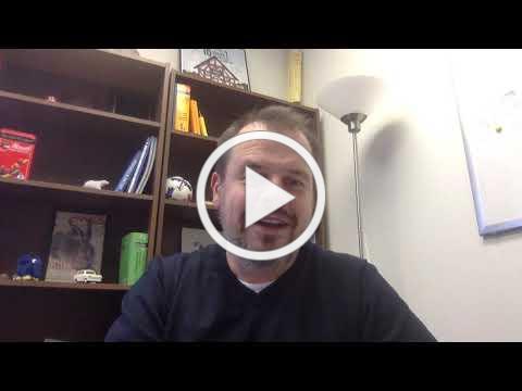 Videogruß vom Direktor, 1. Oktober 2020
