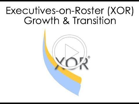 Executives-on-Roster (XOR) Demo - Executives