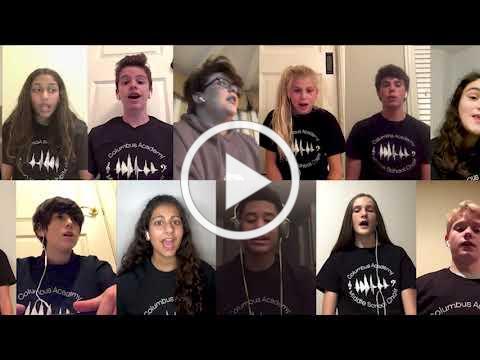 """I Just Wanna Shine"" by 7th & 8th Grade Choirs"