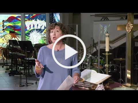 Musings with Pastor Mary Beth 9.24.2020