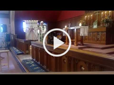 The livestream of the Holy Eucharist for the Second Sunday after Pentecost