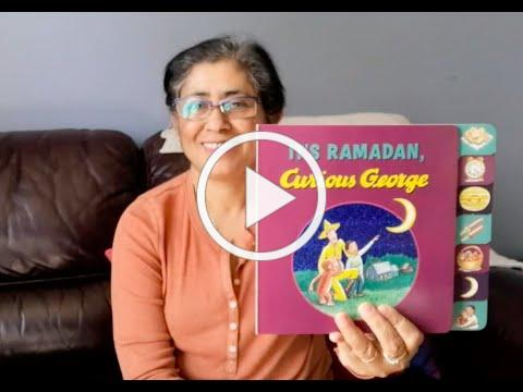 It's Ramadan, Curious George by H. A. Rey and Hena Khan
