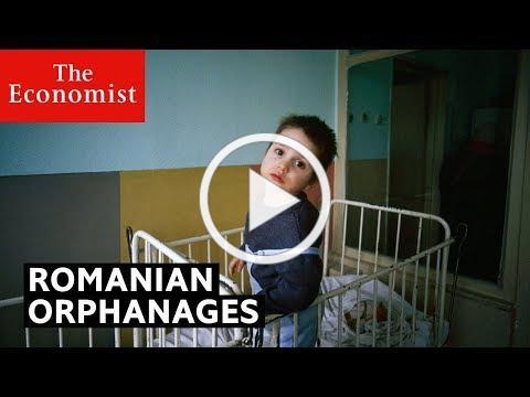 Romania's last orphanages   The Economist