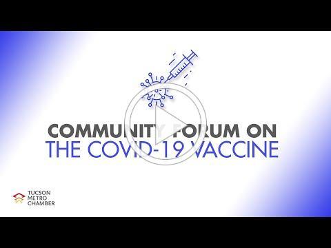 COMMUNITY FORUM ONTHE COVID-19 VACCINE