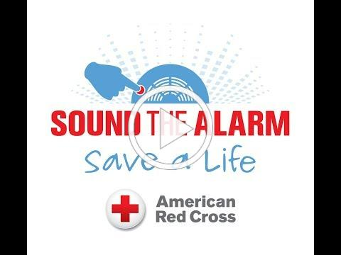 American Red Cross Sound the Alarm. Save a Life. volunteer orientation