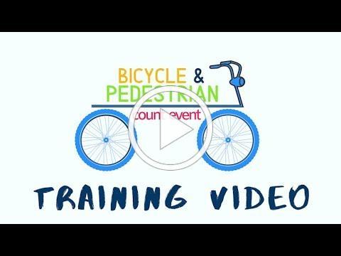 WAMPO Bicycle & Pedestrian Count: Volunteer Training