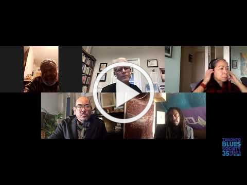 """Sugar Brown in conversation with Adam Gussow on """"Whose Blues?"""" w/ special guests"""
