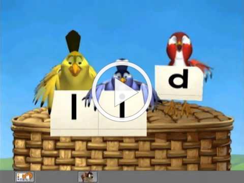 Word Birds Blending Instruction