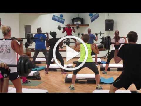 BODYPUMP (weight training) @ Studio Jear Group Fitness