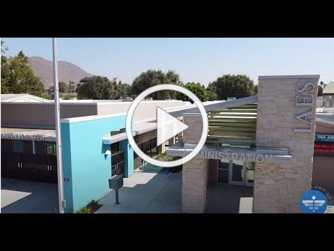 2020 Drone Footage of Ina Arbuckle and West Riverside Elementary, Jurupa Unified School District