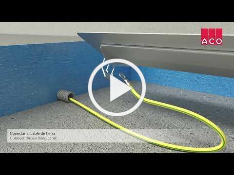 Instalación de canales de ducha ACO ShowerDrain C 2.0