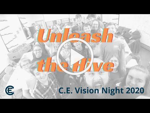 Christian Endeavor 2020 Vision Night