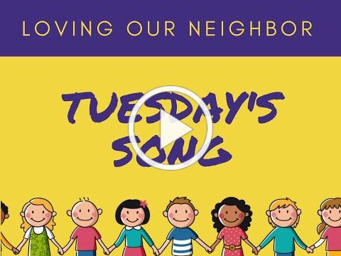 VBS 2020 Tuesday Songs/Grace