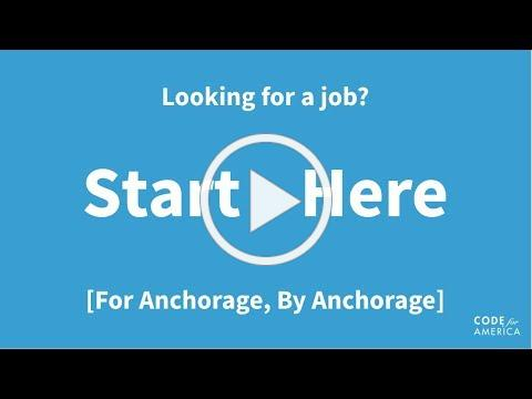 StartHereAnchorage.org Introduction