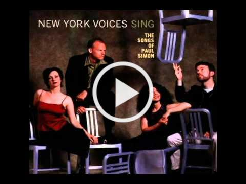 Me and Julio Down By The Schoolyard (Vocal Jazz cover) - New York Voices