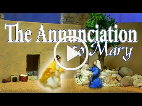 The Annunciation to Mary   GCED   HeartFelt Bible
