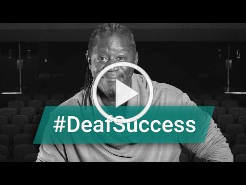 #DeafSuccess: WaWa Warren Snipe