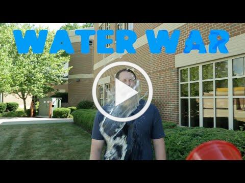 Summer Camp at Home: Water War Opens in new window