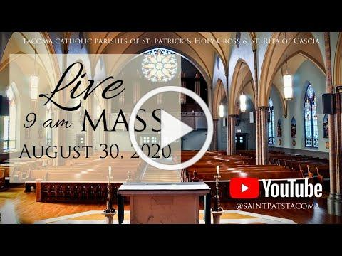 Mass | August 30, 2020