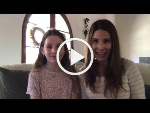 ATPF Volunteers & NCL Mother Daughter Duo Yola & Mila Share Ideas for Kids at Home