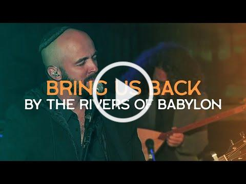 BRING US BACK (Joshua Aaron) // LIVE at the TOWER of DAVID, Jerusalem // David's Citadel