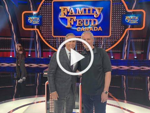 Family Feud Canada - Announcer Rory O'Shea
