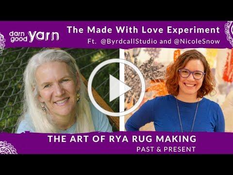 Episode 11 of the Made With Love Experiment Ft. Melinda of @ByrdcallStudio